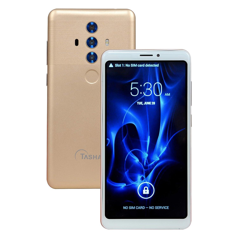Tashan Pco Ts 461 Dual Sim Mobile Phone 1 Gb Ram 8 Gb Rom 6 Screen Android 5 1 Gold Amazon In Electronics