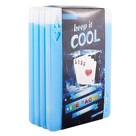 OICEPACK paquete de hielo paquetes de hielo para lonchera ...