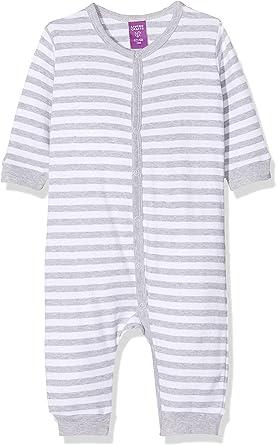 Living Crafts 62/68 - Pijama sin pies, diseño de Rayas, Color Gris ...
