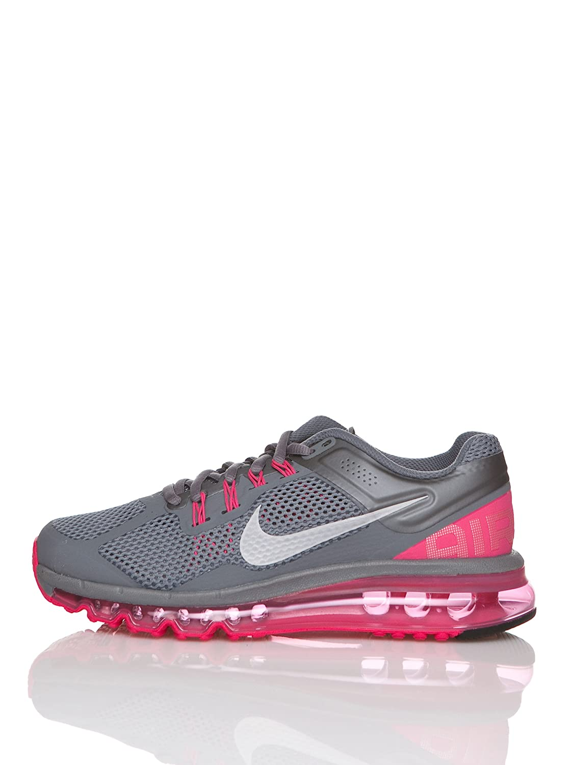 GreyReflect Nike Shoes Running Womens Clay Air Max2013 n0PZ8OkXNw