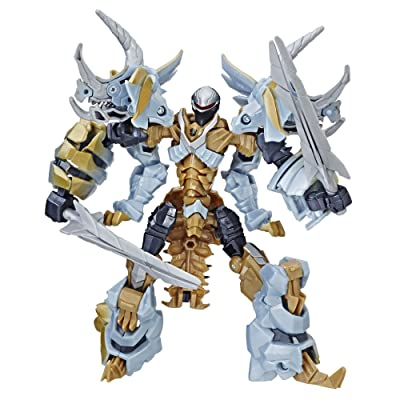 Transformers: The Last Knight Premier Edition Deluxe Dinobot Slug: Hasbro: Toys & Games