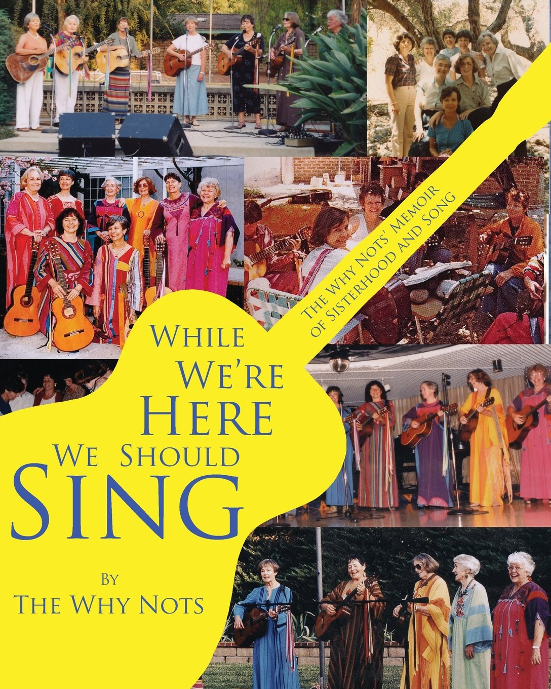 While We're Here We Should Sing: The Why Nots' Memoir of Sisterhood and Song pdf