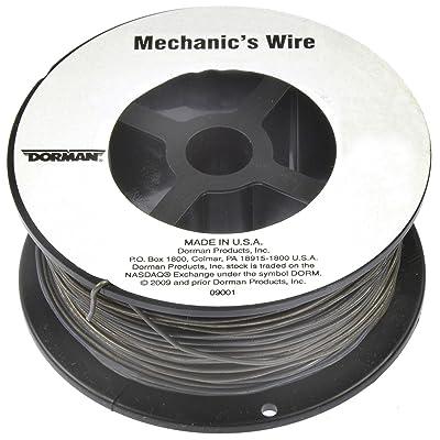 Dorman 110-200 Spool Mechanics Wire - 18 Gauge 2 Pound, 332 Feet: Automotive