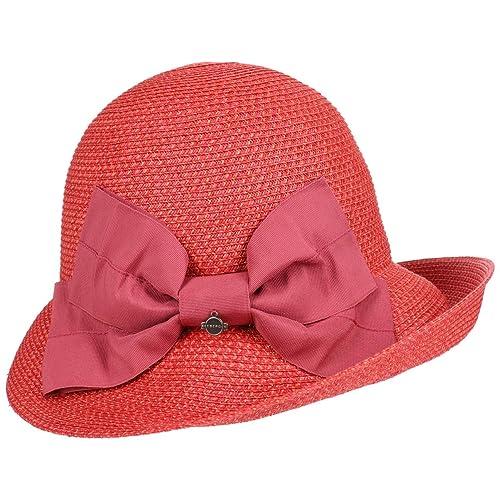 Melange Cappello Cloche Seeberger cloche cappello di paglia cappello da donna