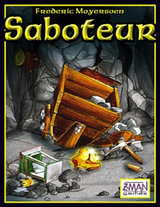 Saboteur [Importado: Amazon.es: Juguetes y juegos