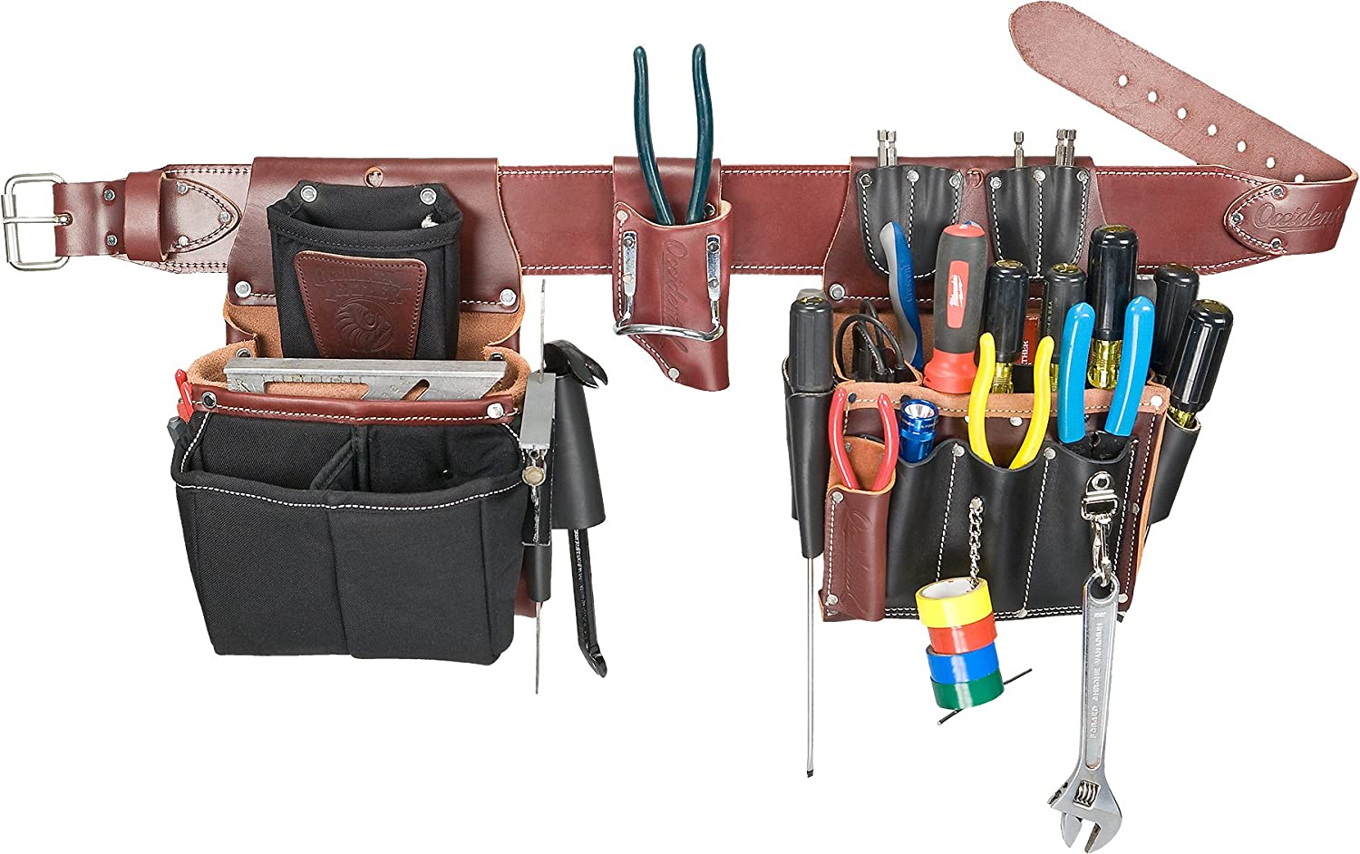 Occidental Leather 5590 M Commercial Electricians Set
