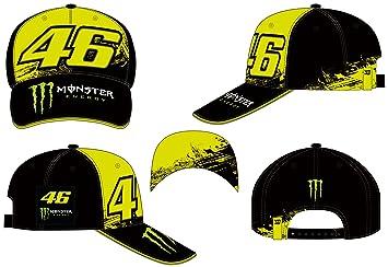 VR46 Gorra béisbol Valentino Rossi Monster Replica Monza