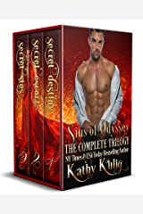 Sins of Odyssey: The Complete Steamy Romance Trilogy Box Set Kindle Edition