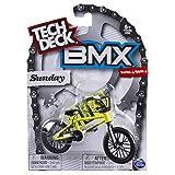 Tech Deck - BMX Finger Bike - Sunday - Black/Yellow