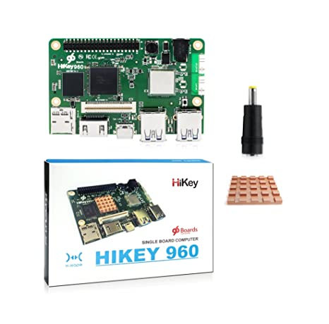 Amazon.com: hihope hikey 960 Mini computadora – Android Open ...
