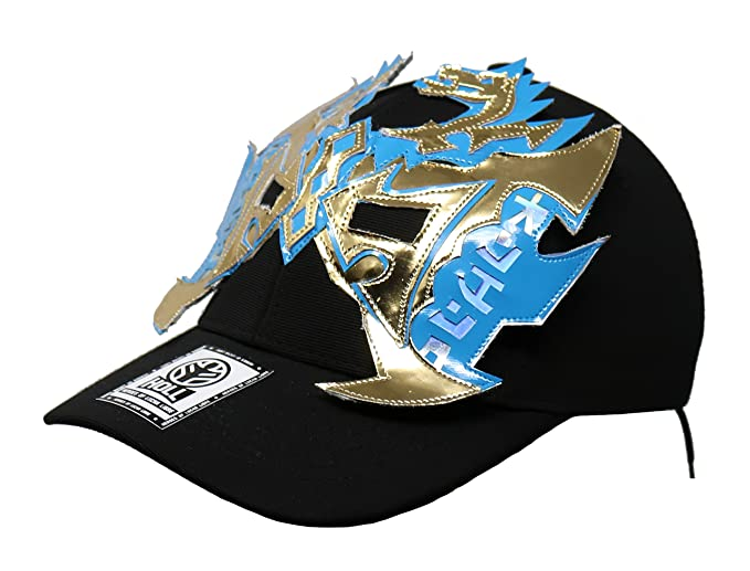 Heroes Of Lucha Libre Oriental Adult Unisex Stretch Fit Hat (Black)