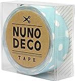 KAWAGUCHI(カワグチ) NUNO DECO TAPE ヌノデコテープ 1.5cm幅 1.2m巻 ラムネ 11-862