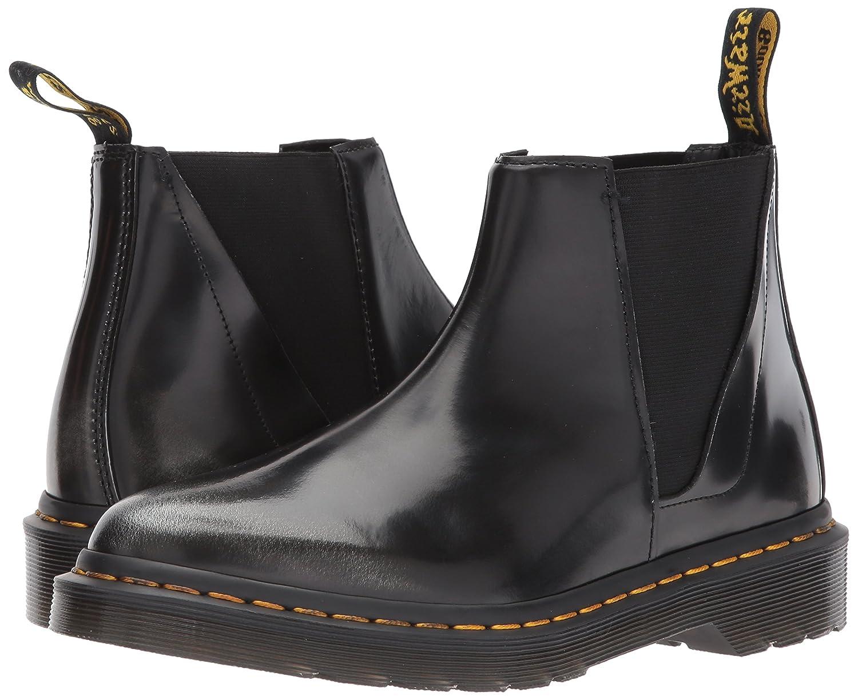 Dr. Martens Women's Bianca Medium Chelsea Boot B01N6LJG6F 4 Medium Bianca UK (6 US)|Silver Arcadia 66fe26