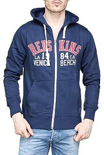 0ddb49c20ccd5 Redskins Paname Coach Sweat-Shirt Homme: Amazon.fr: Vêtements et ...