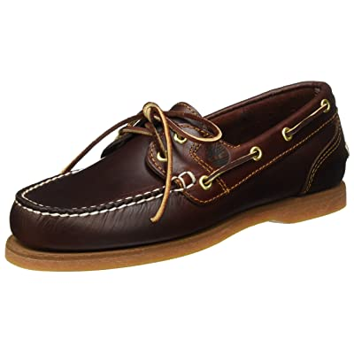 Timberland Women's Amherst Boat Shoe | Loafers & Slip-Ons