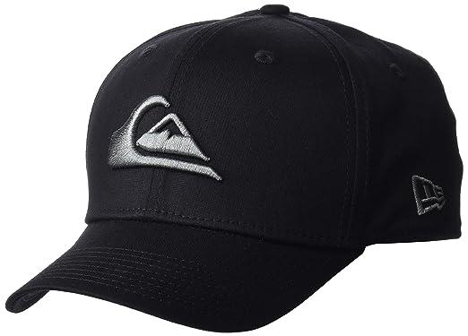 c00a3eadcac Quiksilver Men Mountain   Wave Cap - Sleet