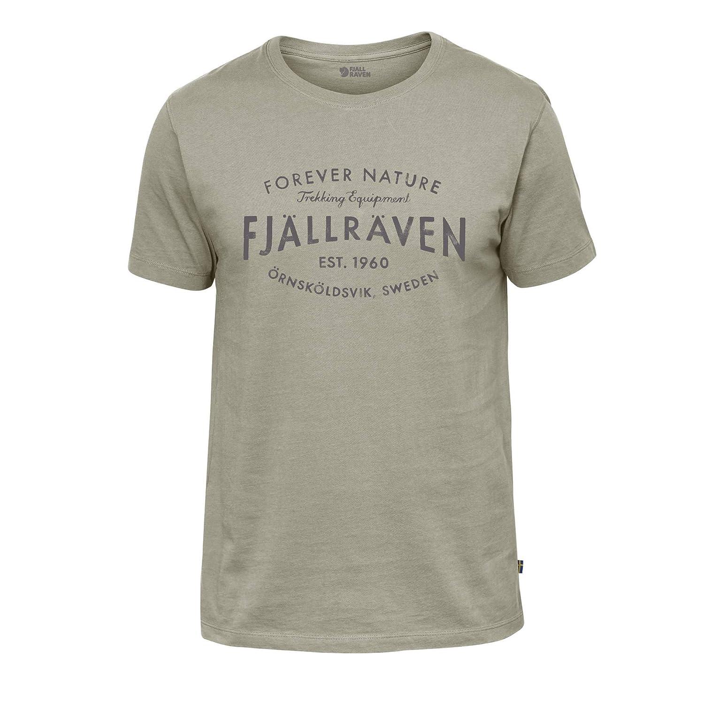FJÄLLRÄVEN Est. 1960 Shirt, Herren B076QLKHTH T-Shirts Elegante Farbe