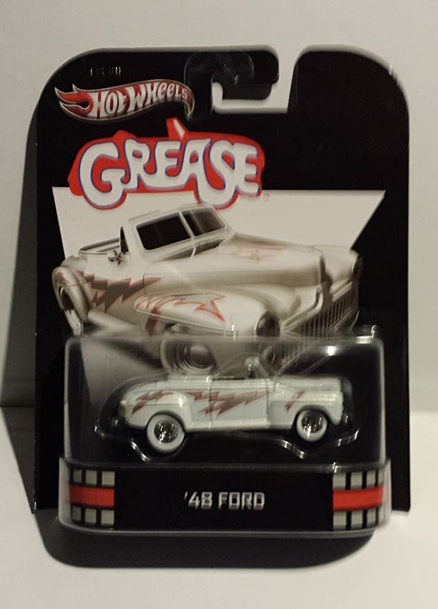 Amazon.com: 48 FORD * GREASE * Hot Wheels 2012 Retro Series Die Cast Vehicle: Toys & Games