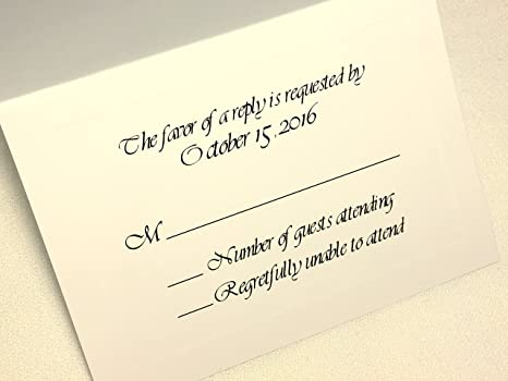 Pack of premium place cards in german white blank name cards