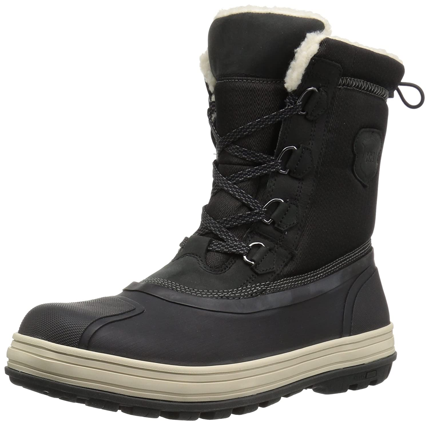 Helly Hansen Women's Framheim Snow Boot B01JLSNHJC 8 B(M) US|Black/Charcoal