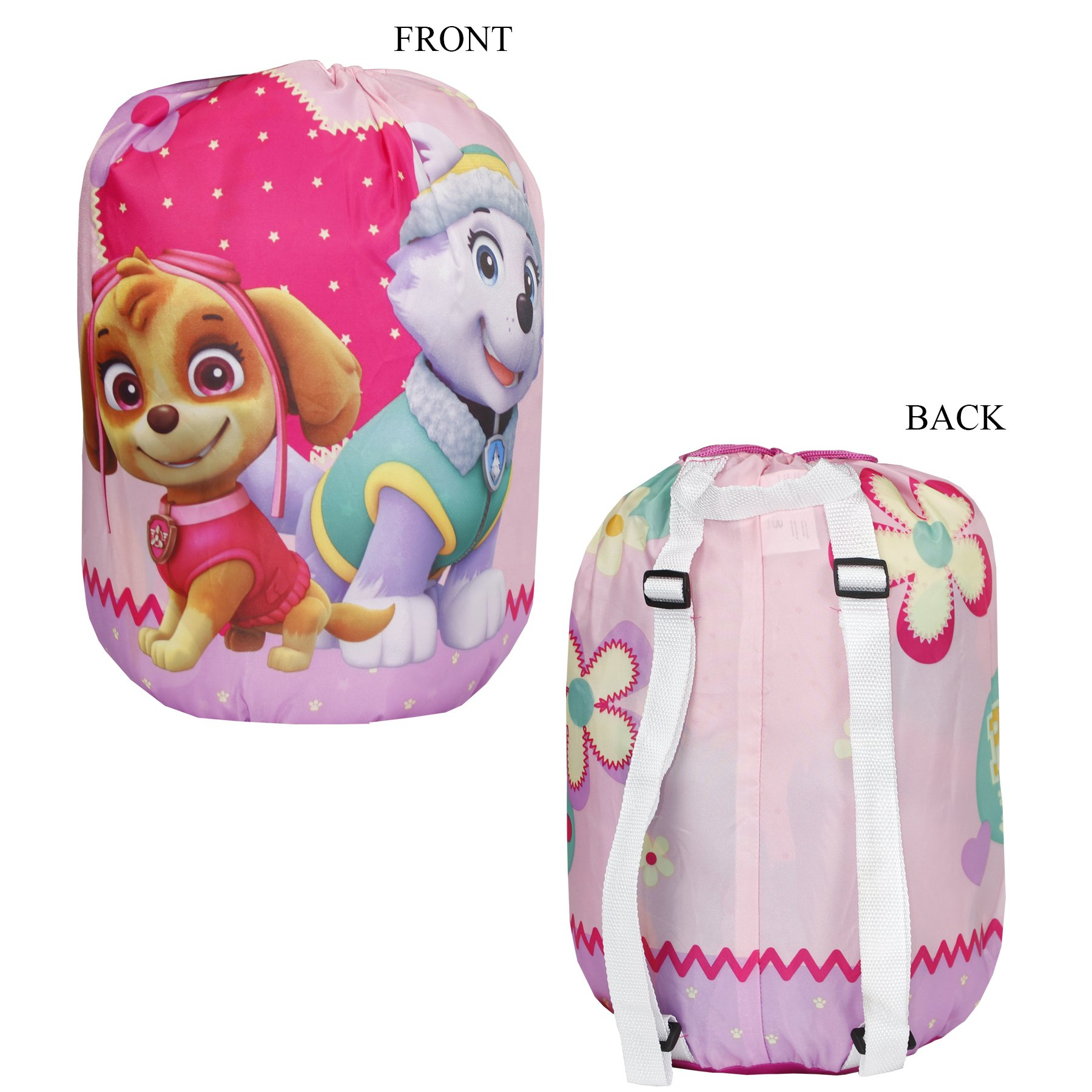 Paw Patrol Girls Sleeping Bag with Carry Sling by Paw Patrol (Image #4)