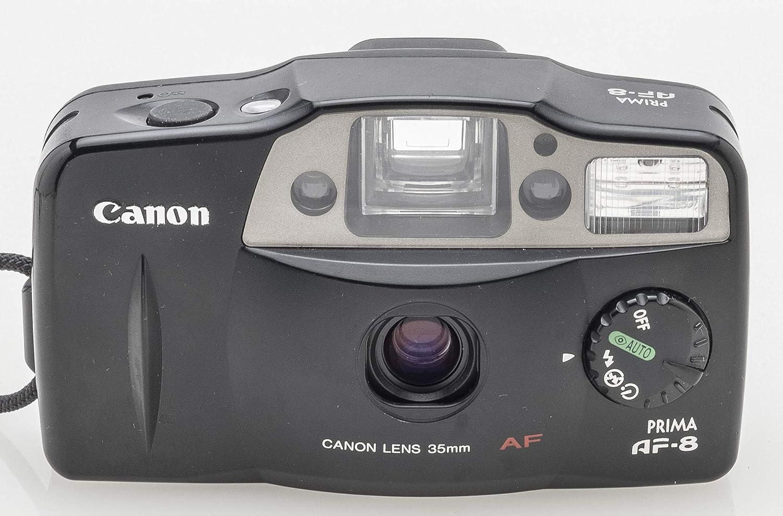 Canon Prima AF-8 135 mm cámara: Amazon.es: Electrónica