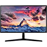 "Samsung S27F358 - Monitor de 27"" (Full HD, 4 ms, 60 Hz, LED, 16:9, 1000:1, 250 cd/m², 178°, HDMI, Base en V) Negro"