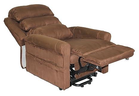 Trama Toscana sillón de Relax Lift A 2 Motores Alba: Amazon ...