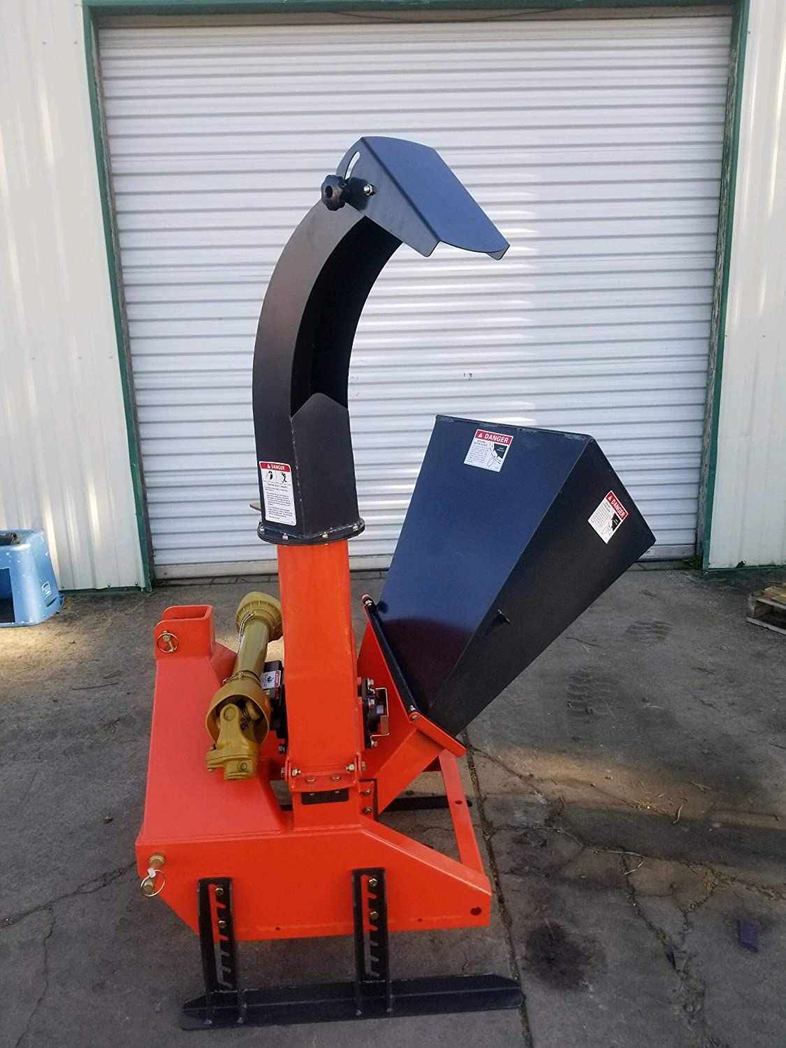best wood chipper under $1000
