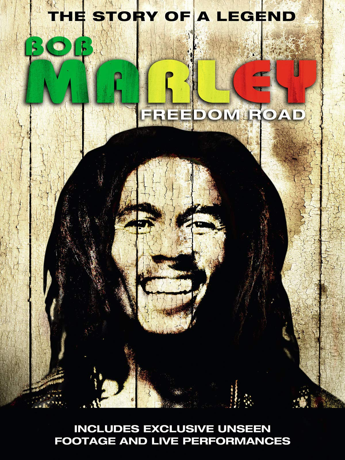 Bob Marley - Freedom Road on Amazon Prime Video UK