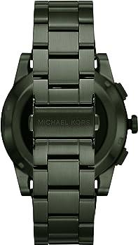 Michael Kors Reloj Analogico para Unisex de Cuarzo con Correa en Acero Inoxidable MKT5038