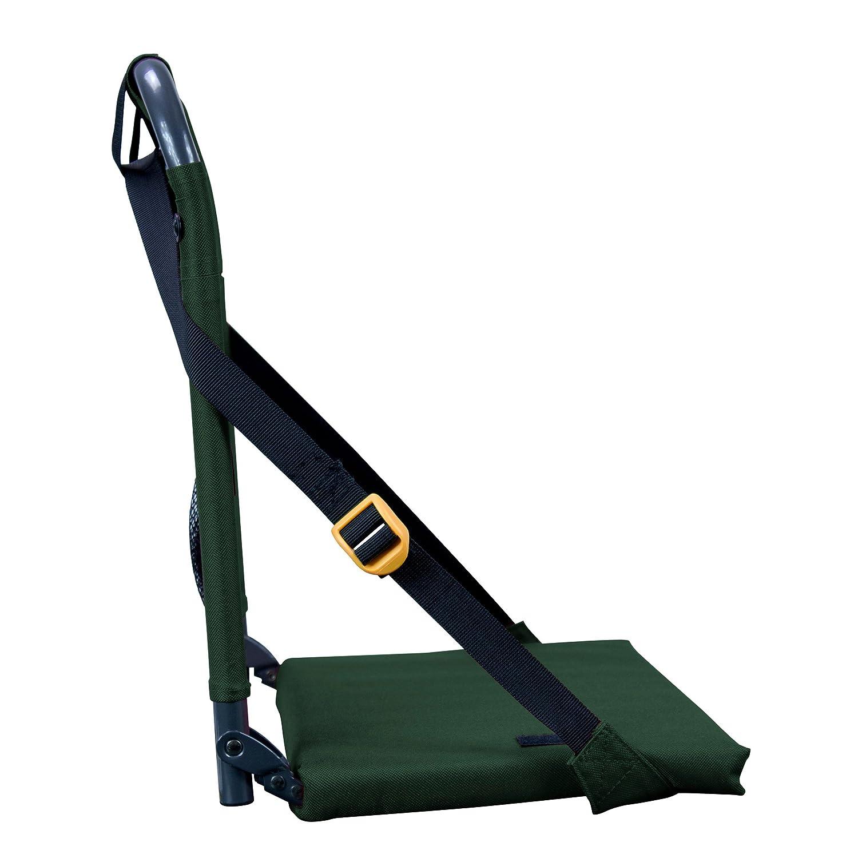 GCI Outdoor BleacherBack Stadium Seat with Adjustable Backrest Royal 10019