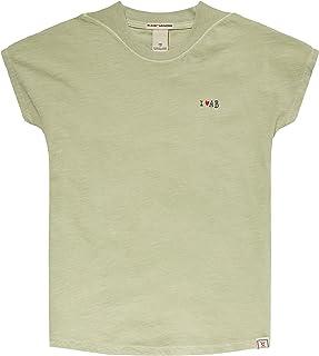 Scotch & Soda Mädchen T-Shirt Garment Dye S/S Tee with Small Badge Scotch & Soda R´Belle 141737