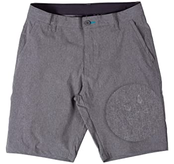 Burnside Hybrid Stretch Short Mens Swim Trunk