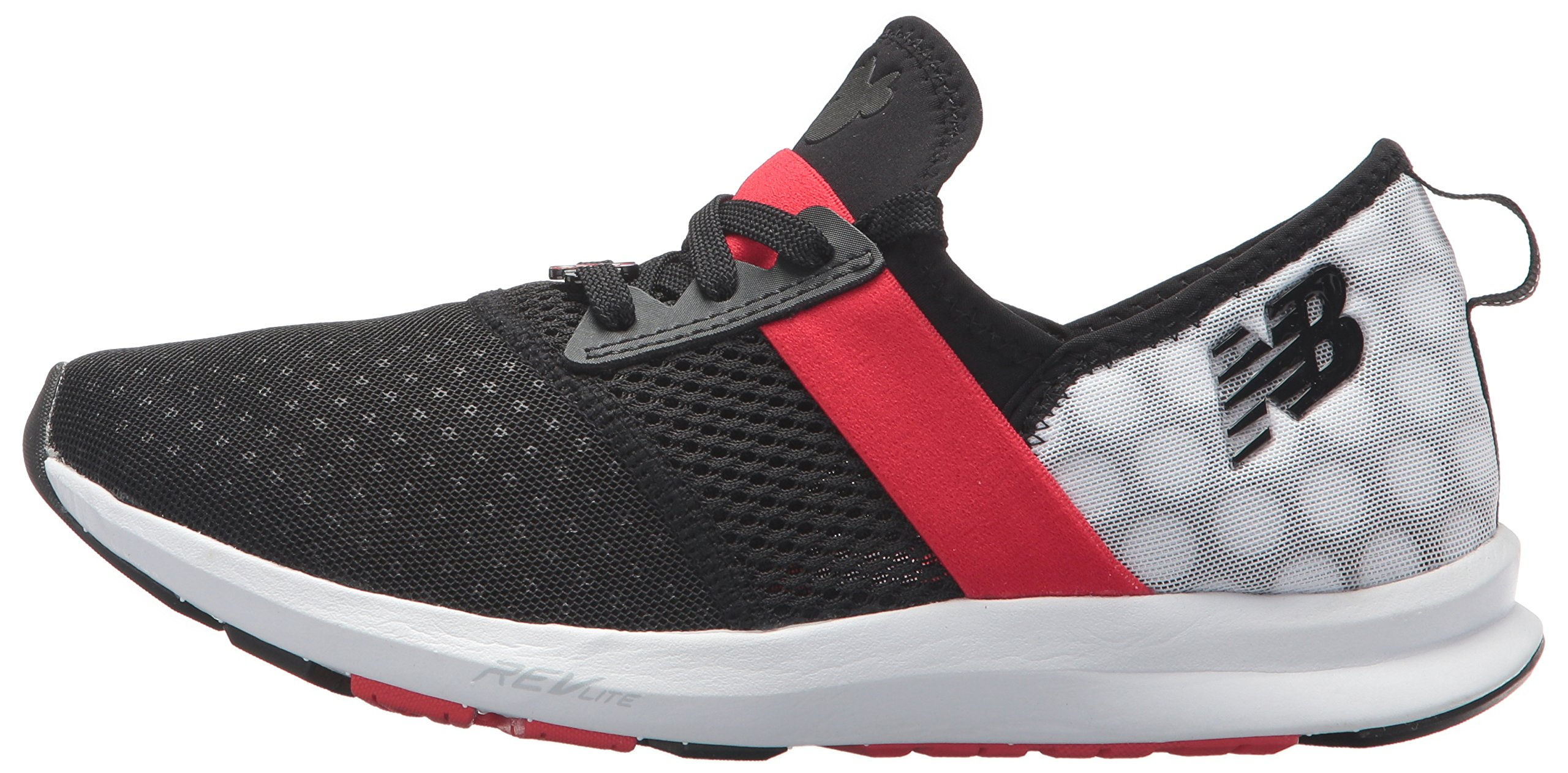 New Balance Women's Nergize V1 Fuelcore Disney Cross Trainer, Black/Red, 85 B US by New Balance (Image #5)