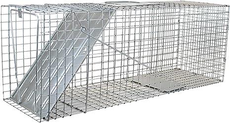 Vivi caso caso 82x20x27cm martora Trappola Ratti trappola trappola per gatti con 1 Eingäng