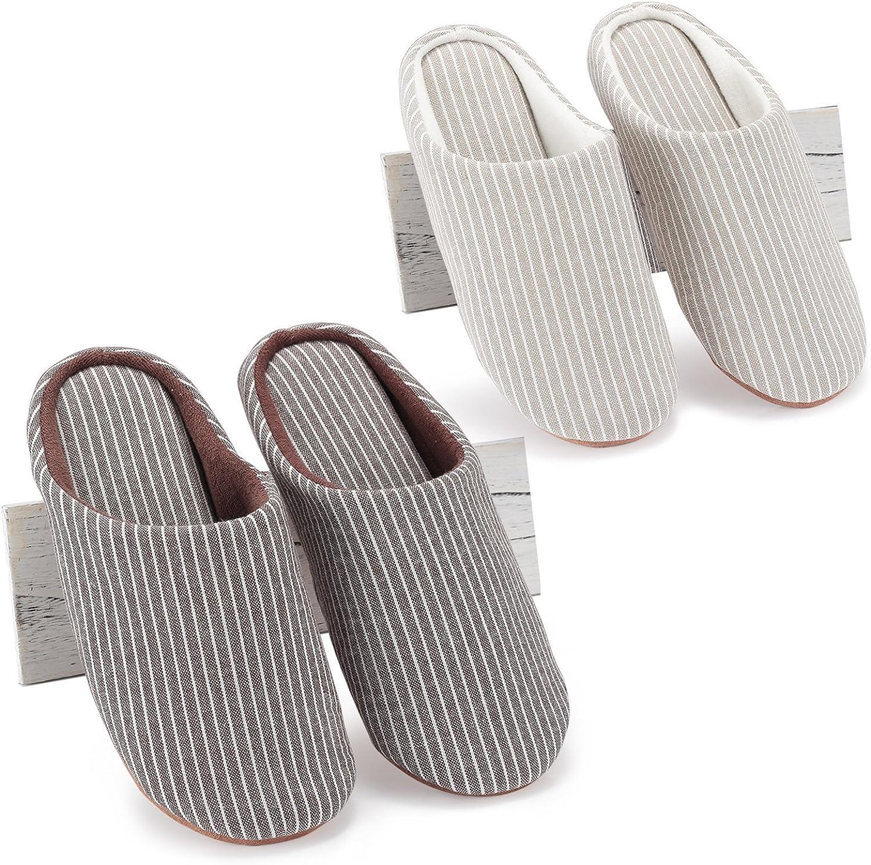 Lijeer Mujer Zapatillas de Estar por casa Invierno biorelax Hombre Andar Cerradas nordikas Peluche Niños Pies Niña Pantuflas Abiertas calienta para