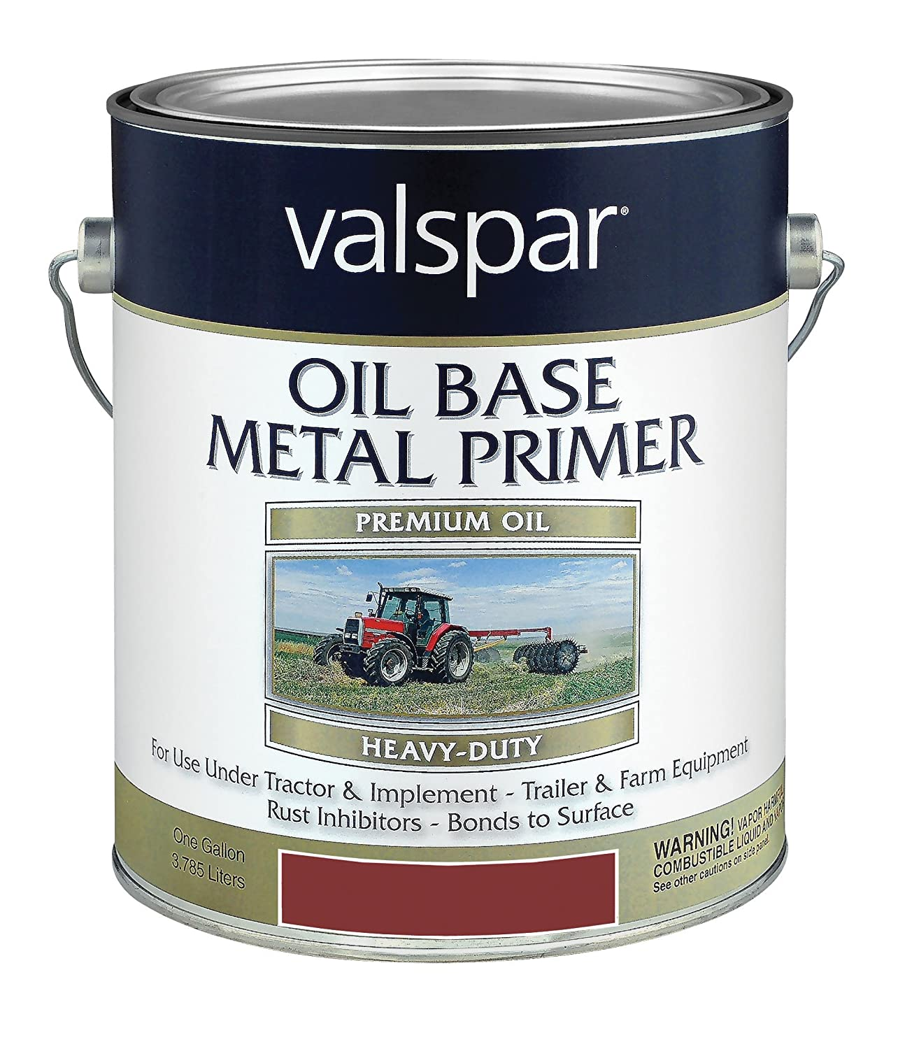 Hardener 8 oz pack of 6 automotive parts and accessories - Amazon Com Valspar 4431 23 2pk Red Oxide Metallic Tractor And Implement Primer 1 Gallon Pack Of 2 Automotive
