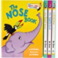 The Big Box of Bright and Early Board Books About Me: The Foot Book by Dr. Seuss; The Eye Book by Dr. Seuss; The Tooth Book b