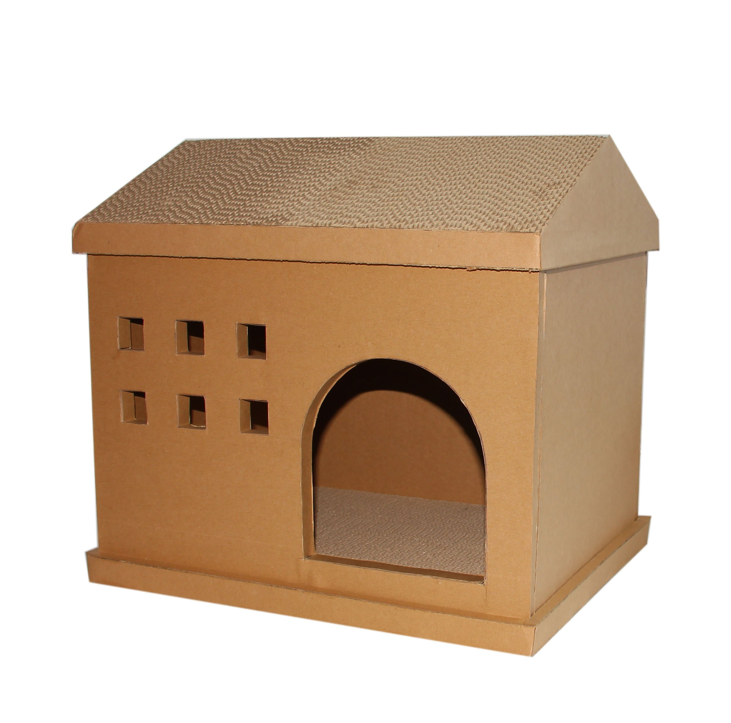 purrrfect life PL16025 Cat Scratching House