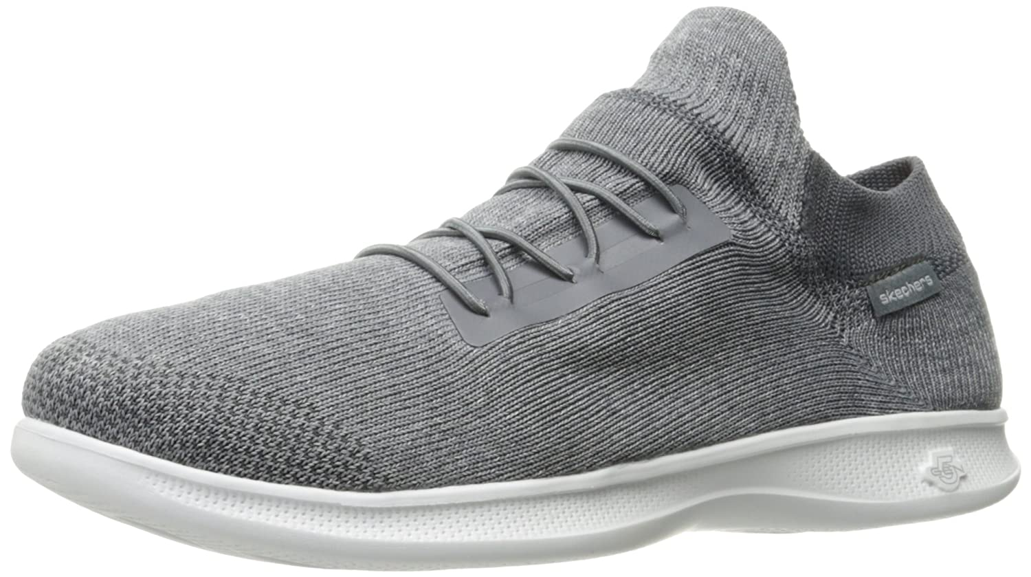 Skechers Formateurs Go Step Lite-Effortless, Formateurs Gris Femme, Noir Noir Gris (Grey) 369b32a - latesttechnology.space