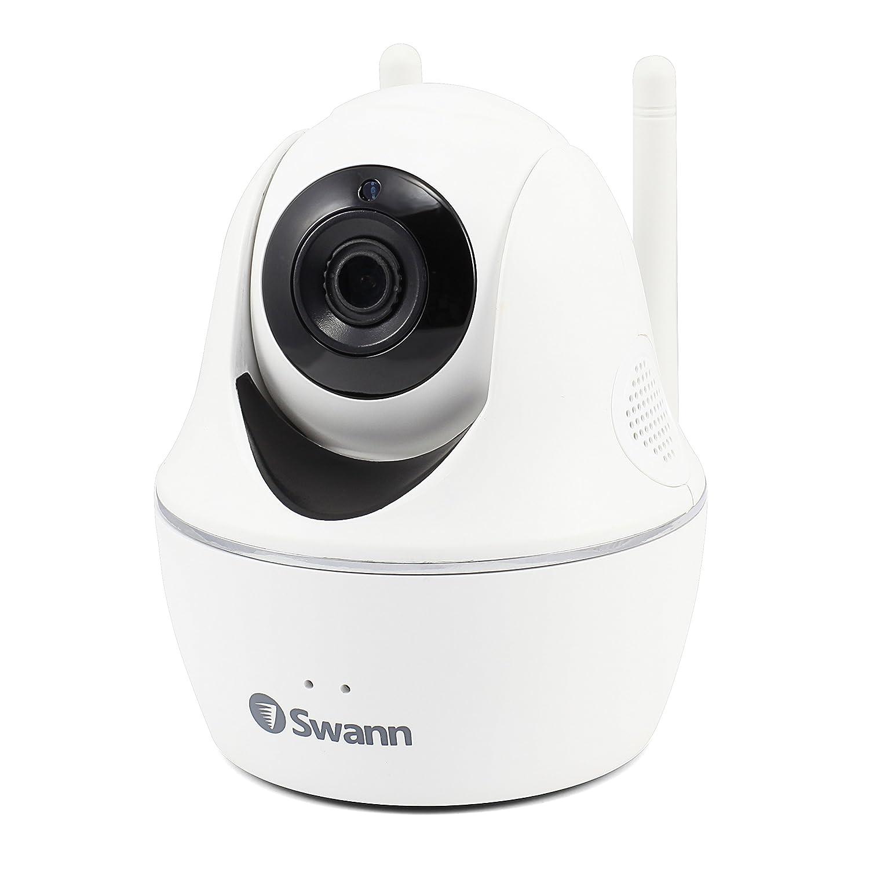 Swann Wireless Pan & Tilt Security Camera | 1080p Full HD with 2 Way Audio  (SWWHD-PTCAM-US)
