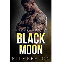 Black Moon: MM Romantic Suspense (Hamarsson and Dempsey Book 3) book cover