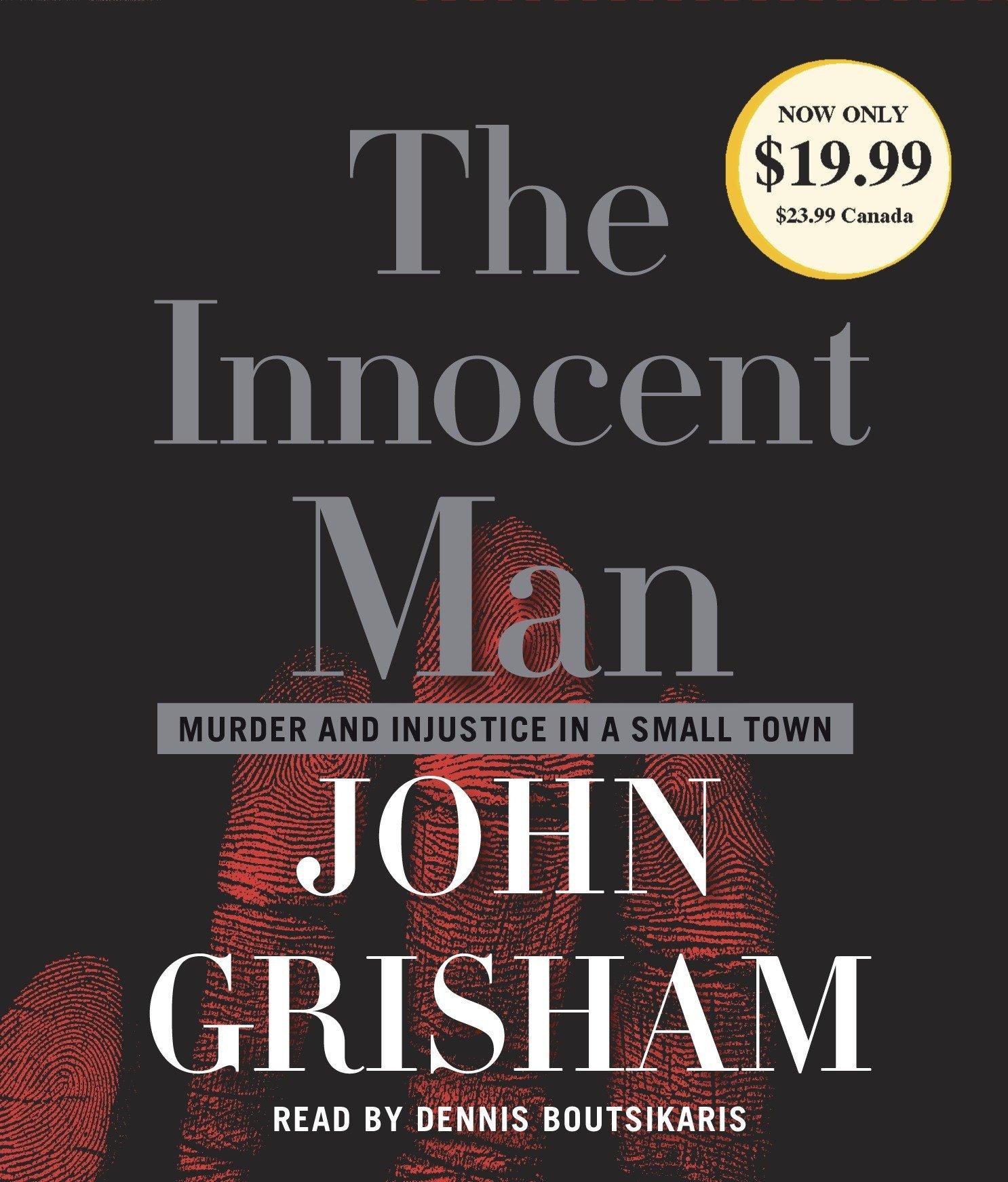 audio man the book innocent