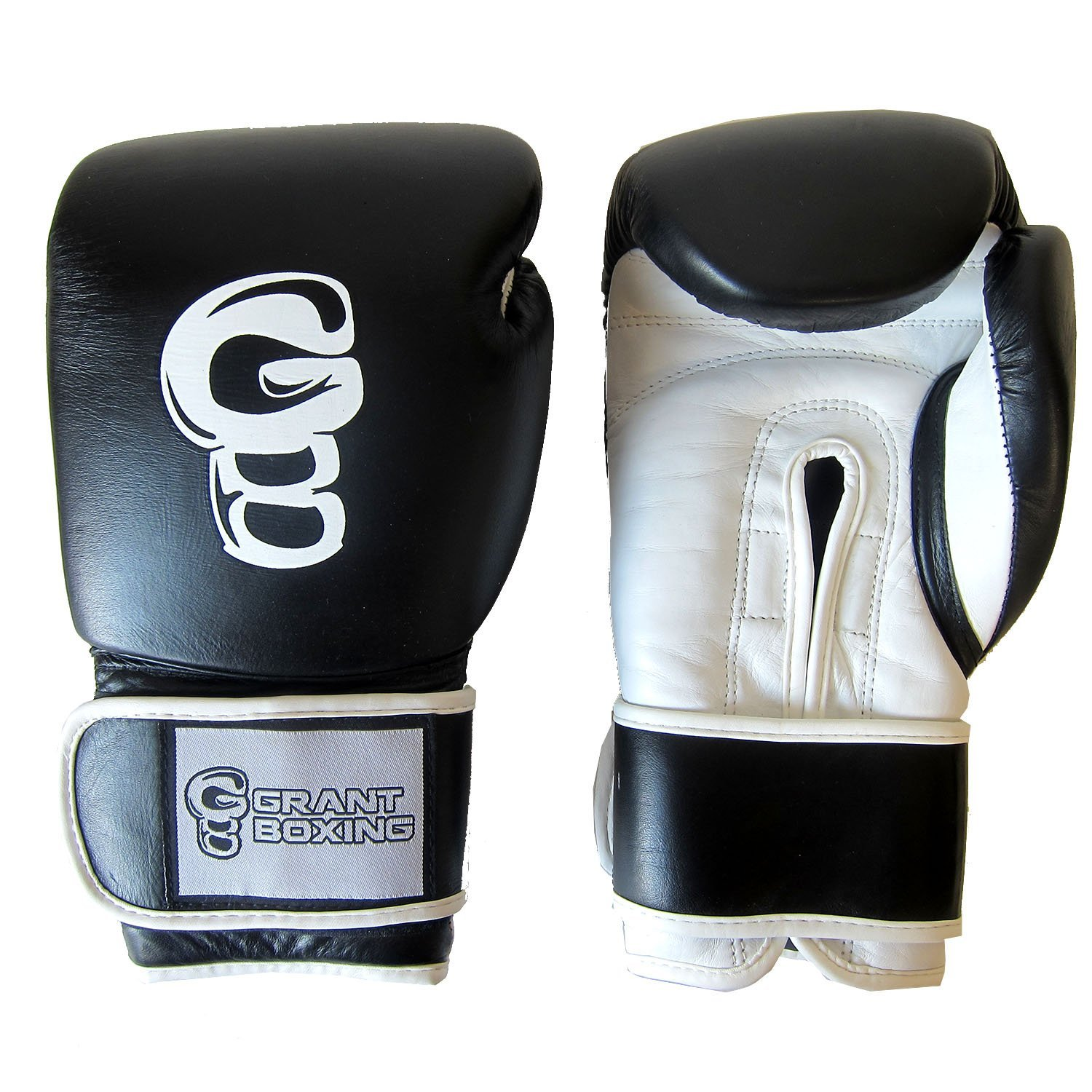 BAG GLOVES IN JAPANESE COMPOSITE (Black, medium) WITH GERMAN SAS-TEC TECHNOLOGY GRANT BOXING