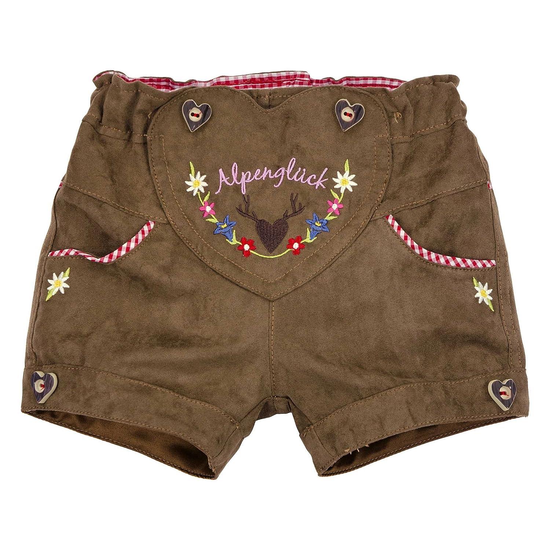Bondi Trachtenshort Baby Bermuda, beige BONDI Kidswear