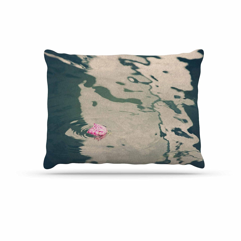 KESS InHouse Sylvia Coomes Venetian pink bluee Pink Dog Bed, 30  x 40