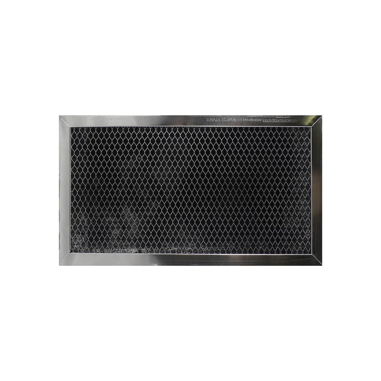 jx81 a GE carbón carbono microondas horno filtro de repuesto ...