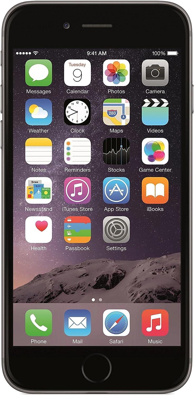 Apple iPhone 6 Plus - 64 GB Gris Espacial: Amazon.es: Electrónica