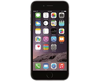 Apple iPhone 6 Plus - Smartphone libre de 5.5 (Dual-Core a 1.4 GHz